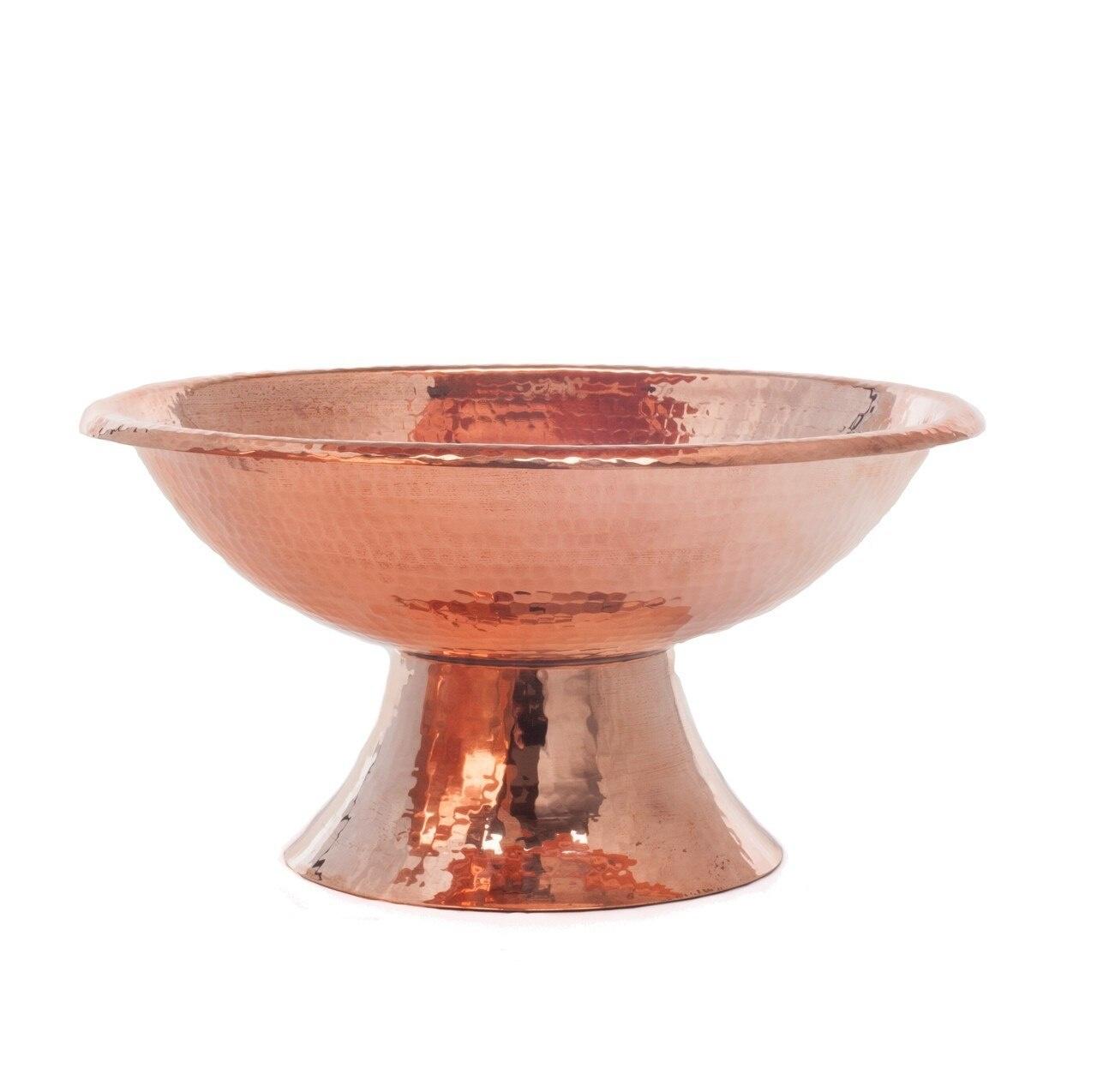 Sertodo Copper Fruta Bowl