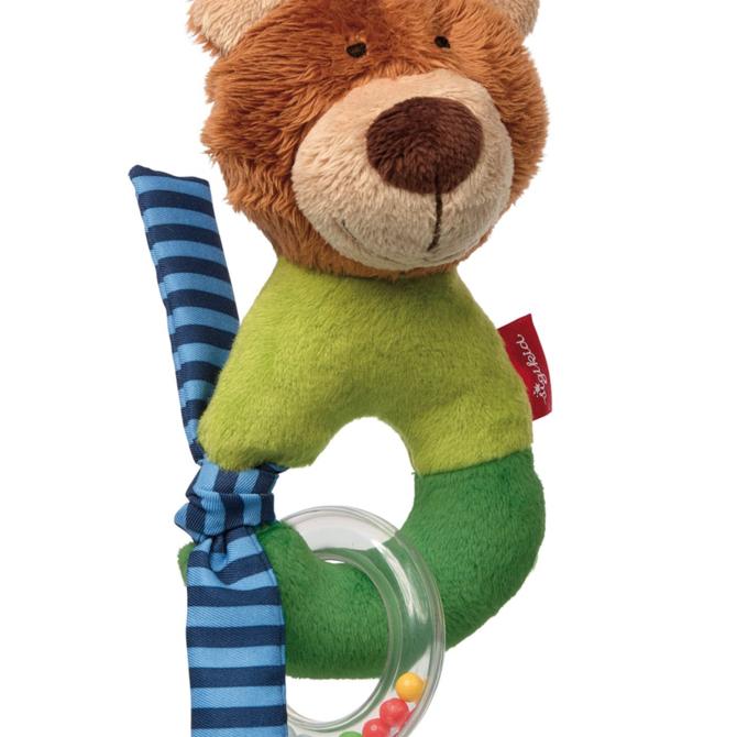 Sigikid Bear Grasp Toy