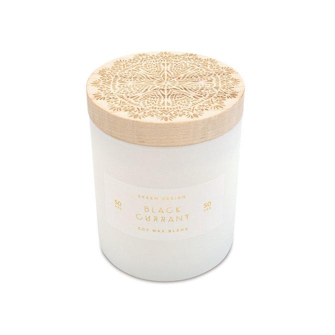 Skeem Design Black Currant Candle Small