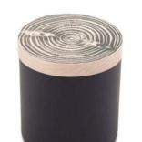 Skeem Design Sweet Balsam End Grain Candle - Small