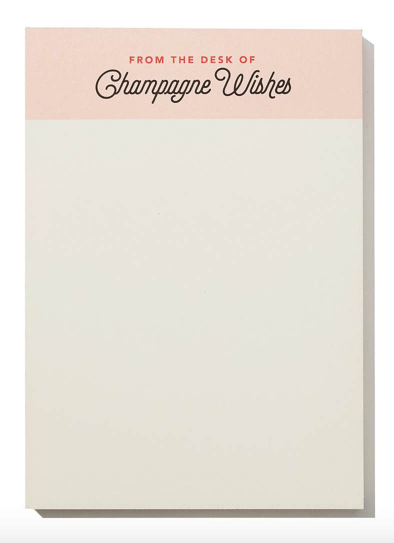 Snow & Graham #SP507 Champagne Wishes Mini Pad