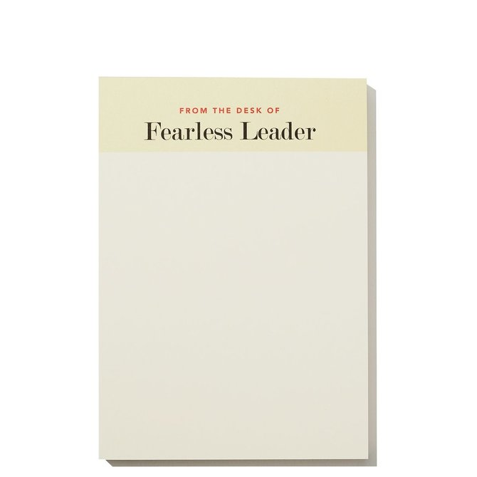 Snow & Graham #SP502 Fearless Leader miniPAD