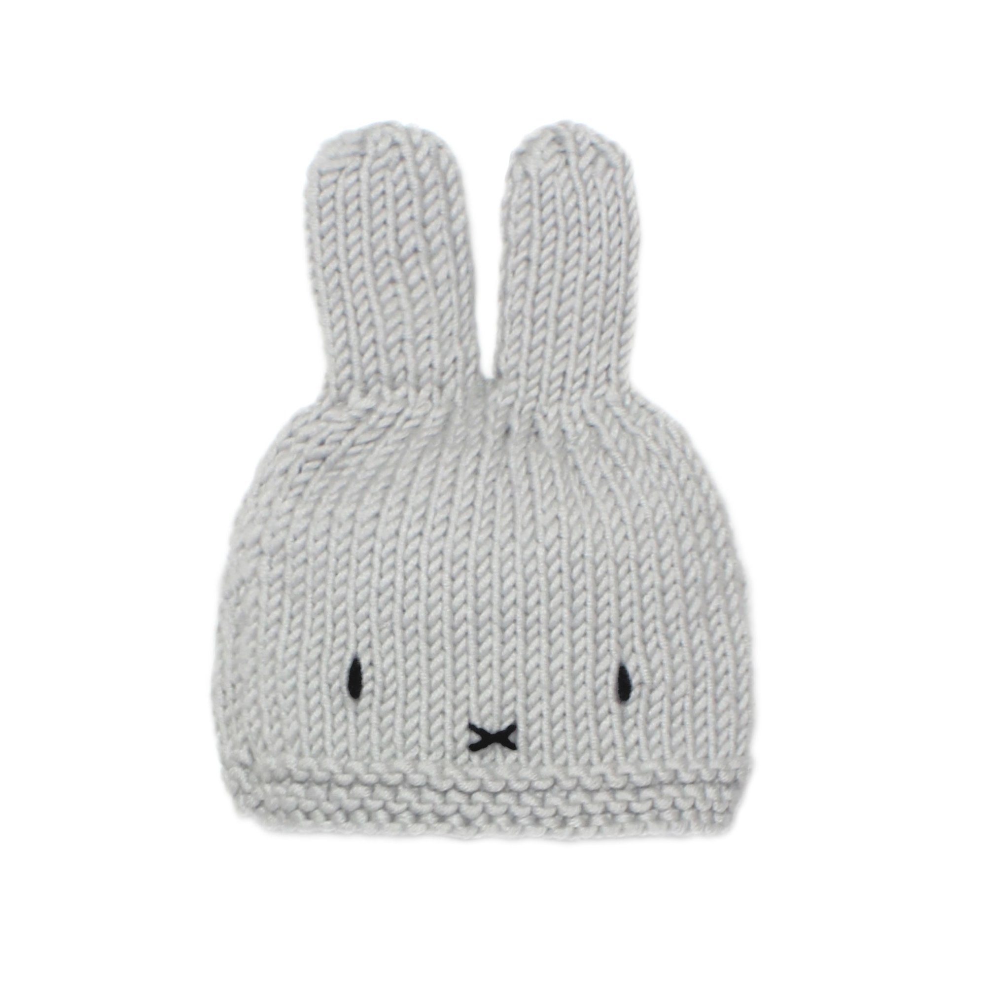Stitch & Story Miffy's Hat Dove Grey