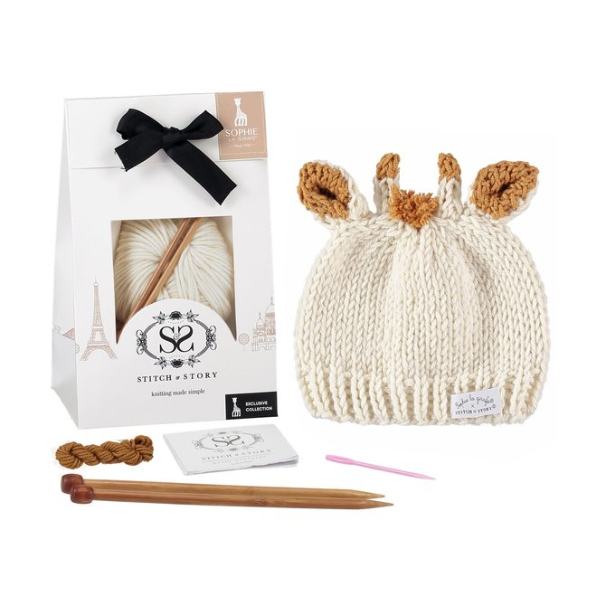 Stitch & Story Sophie Knitted Hat