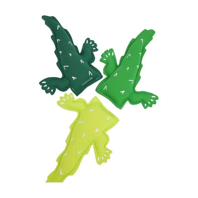 Sunny Life Croc Dive Buddies - Set of 3