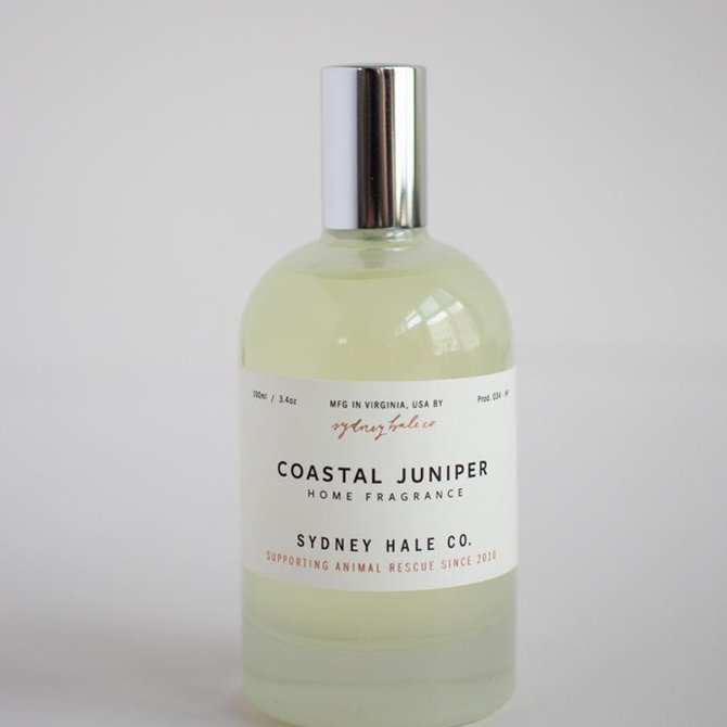Sydney Hale Co Coastal Juniper Room Spray