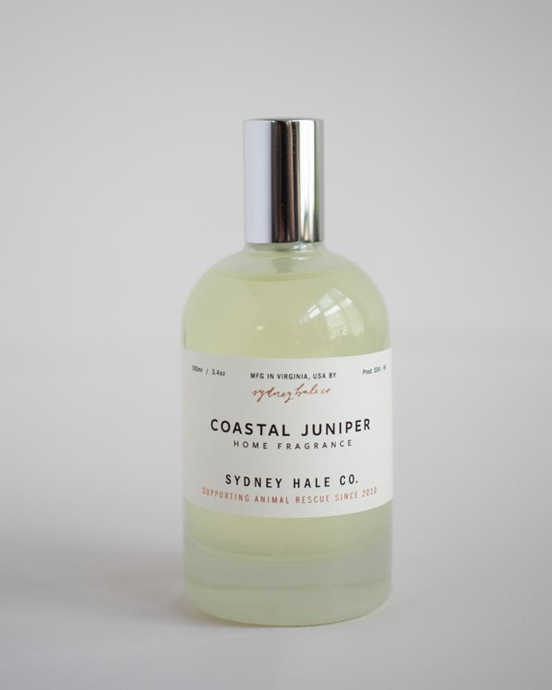 Sydney Hale Co Coastal Juniper Room Spray