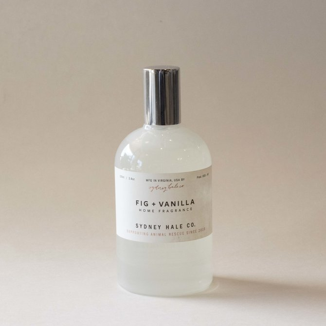 Sydney Hale Co Fig & Vanilla Room Spray