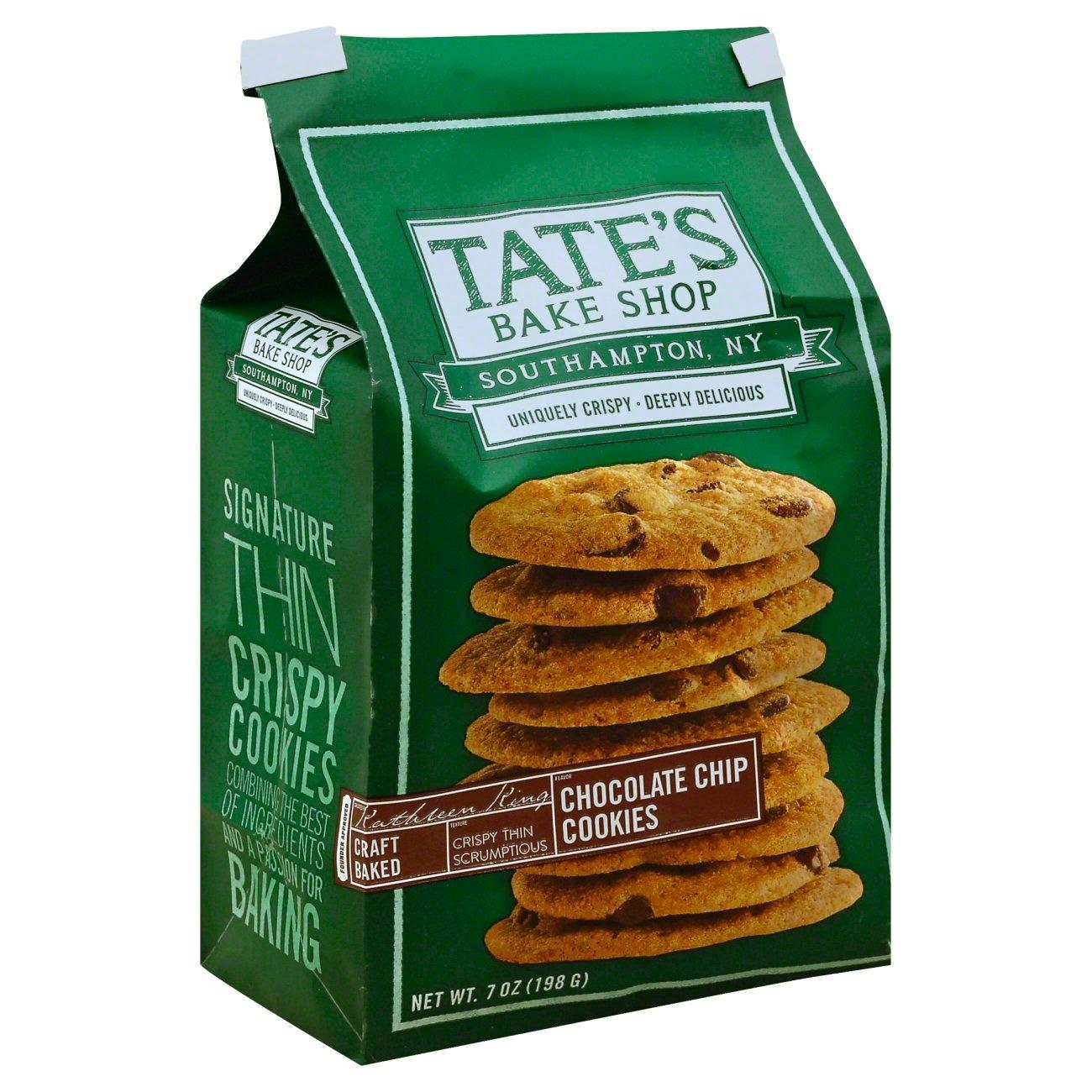 Tate's Tate's chocolate chip cookie 7 oz