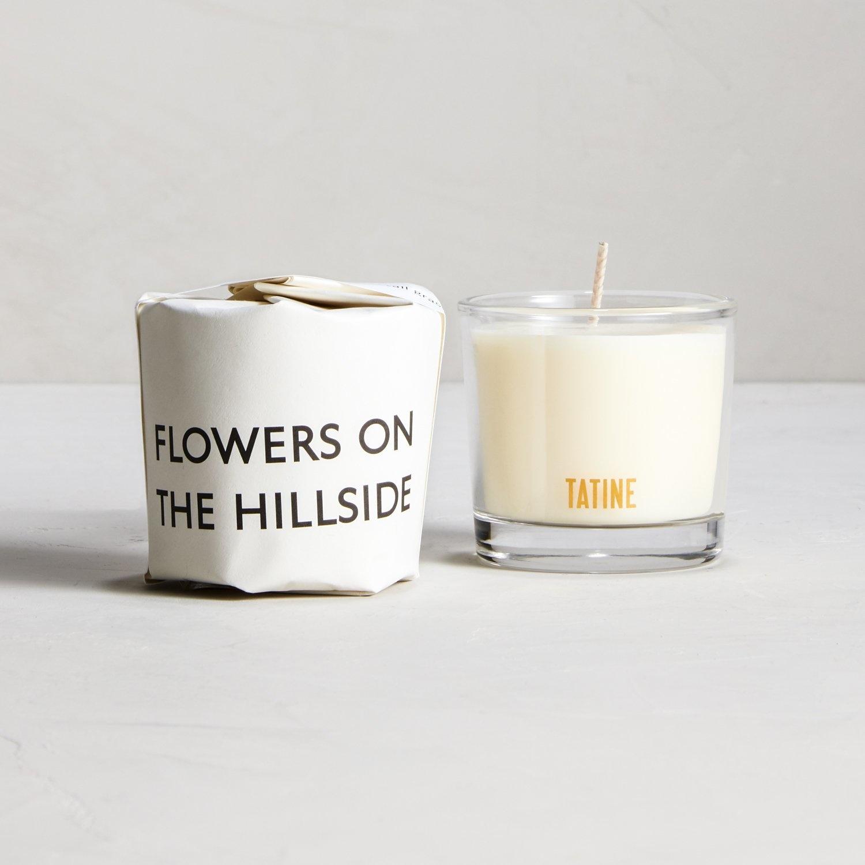 Tatine Flowers on the Hillside