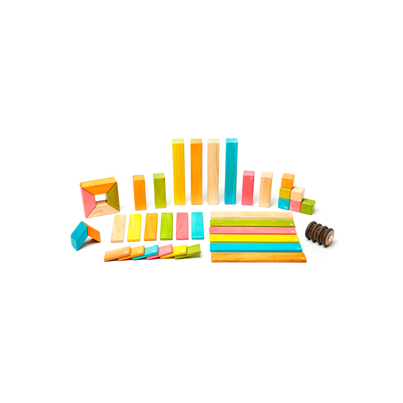 Tegu 42 Piece Set-Tints