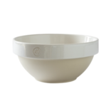 The French Farm Salad Bowl Large White