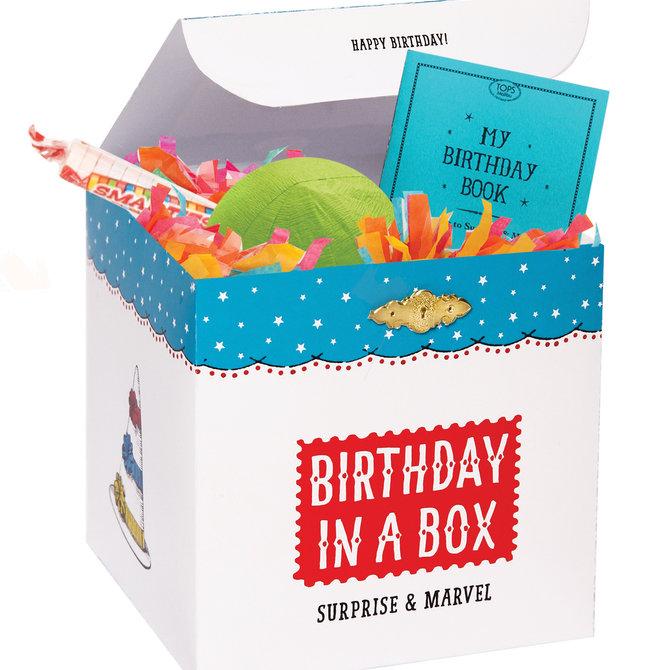 Tops Malibu Birthday In A Box