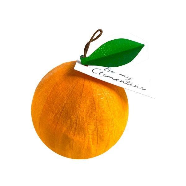 Tops Malibu Mini surprise ball orange - Be my Clementine