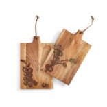 Two's Company FARM SERVING BOARD - set of 2