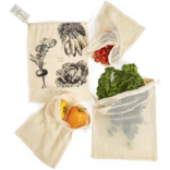 Two's Company REUSABLE PRODUCE BAGS