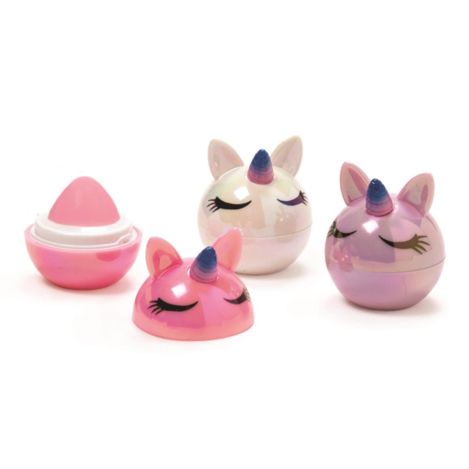 Two's Company Unicorn Lip Balm