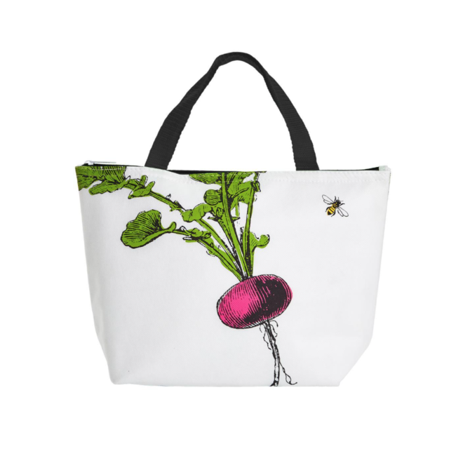 Two's Company Vegetable Lunch Tote