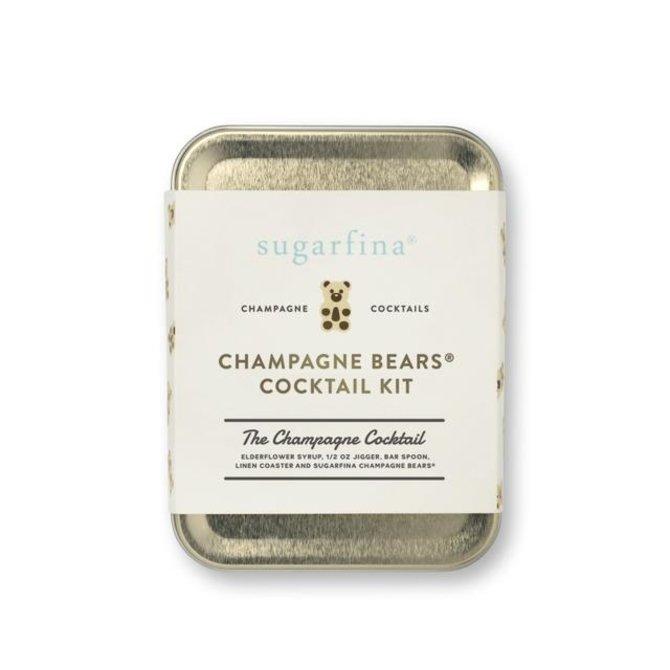 W&P Design Champagne Sugarfina Cocktail Kit