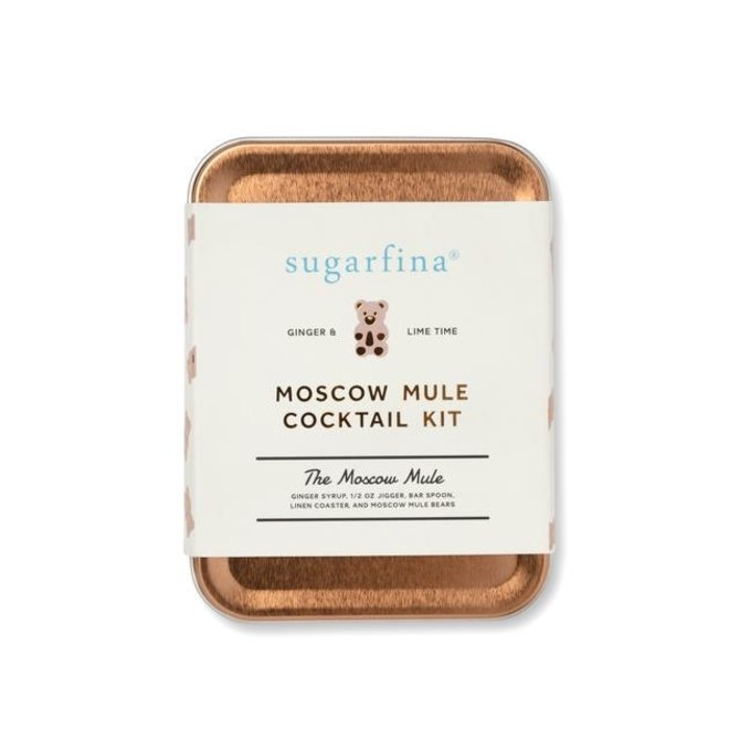 W&P Design Moscow Mule Sugarfina Kit