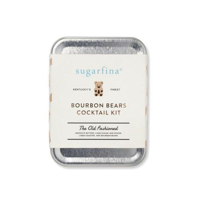 W&P Design Old Fashioned Sugarfina Kit