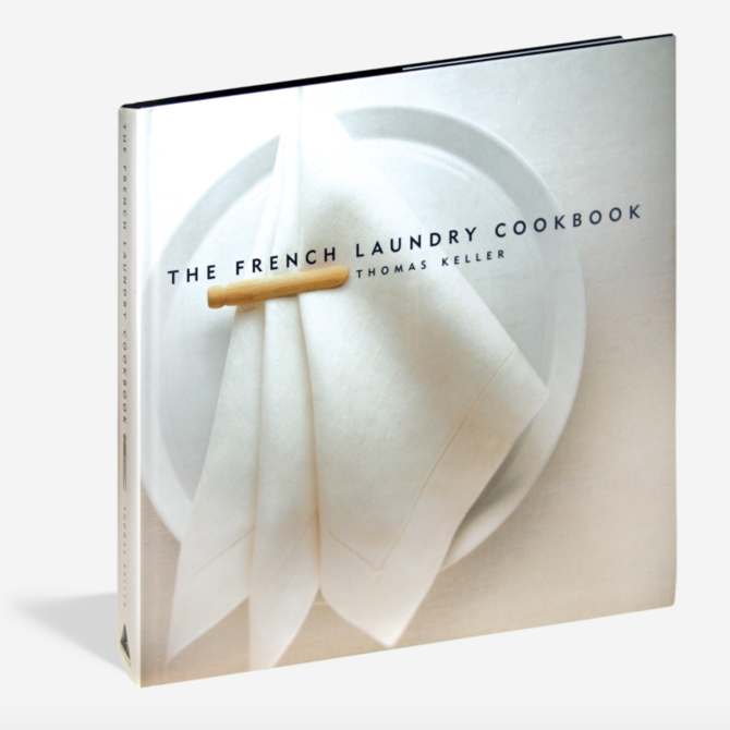 Workman Publishing Co. French Laundry Cookbook - 85126