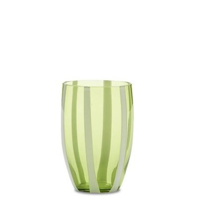 Zafferano Gessato Beverage Apple Green GS00213H