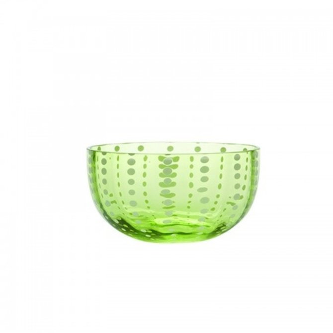 Zafferano Perle Small Bowl green apple PR00813