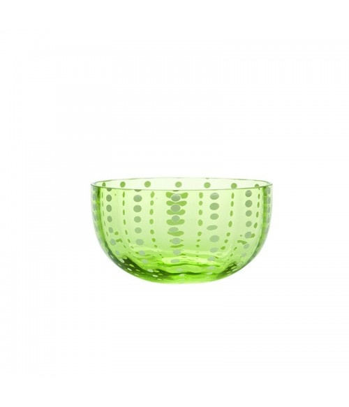 Zafferano Perle Small Bowl green apple PR00813