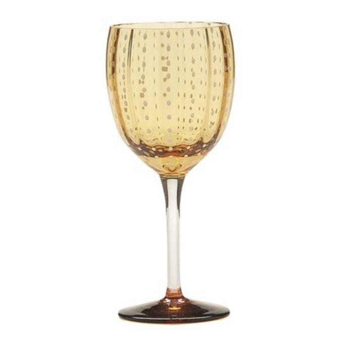 Zafferano Perle Wine Amber