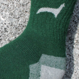 Peruvian Link Hunter Alpaca Socks L