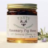 Taste Artisanal Market Rosemary Fig Honey