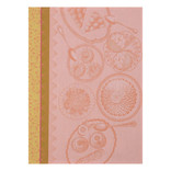 LJF Delices Gourmands Peach Tea Towel