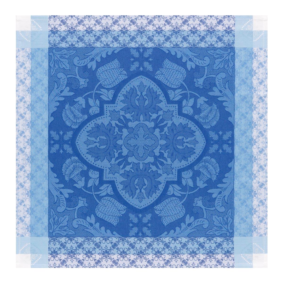 LJF Napkin Azulejos Blue China