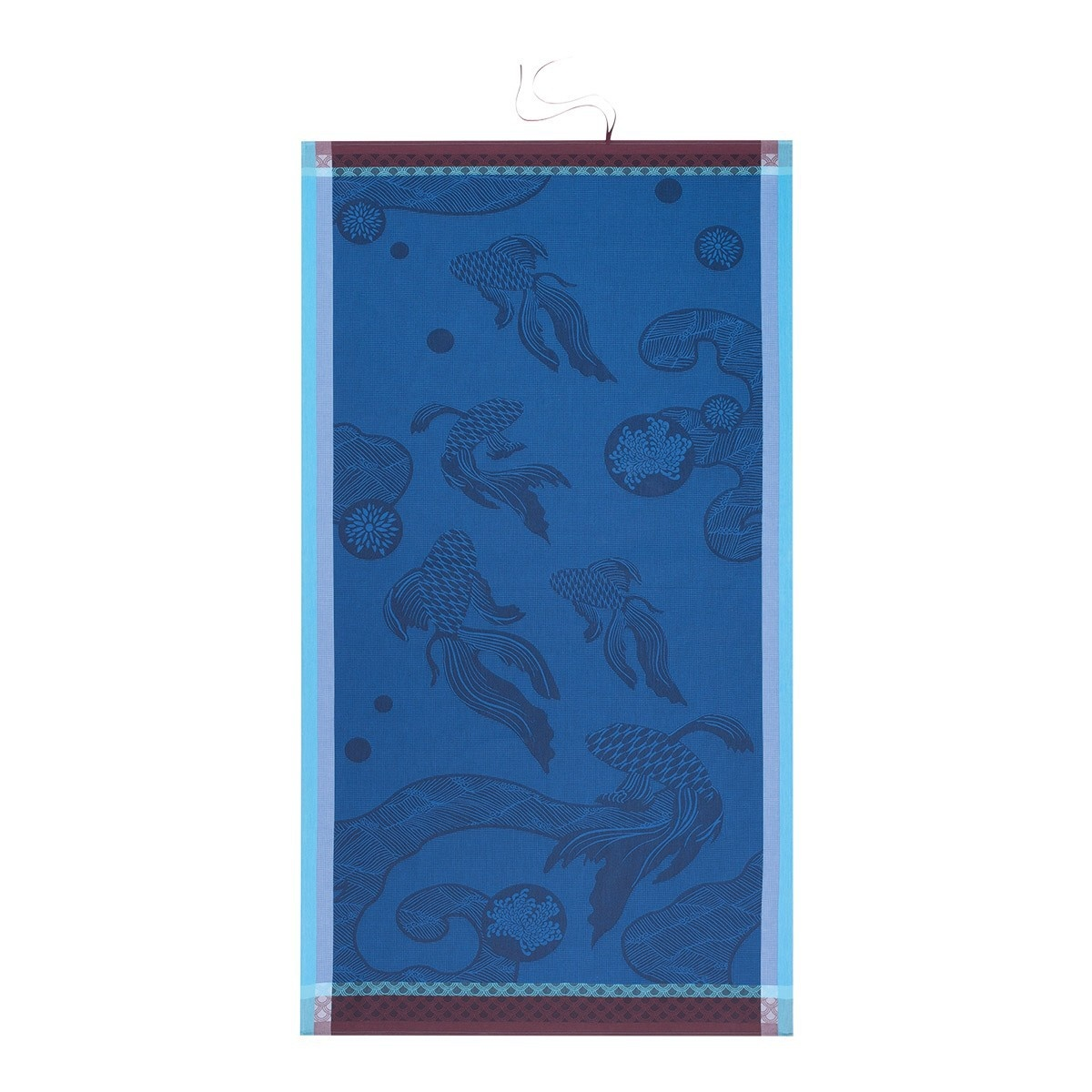 LJF Oceanique Abyss Beach Towel