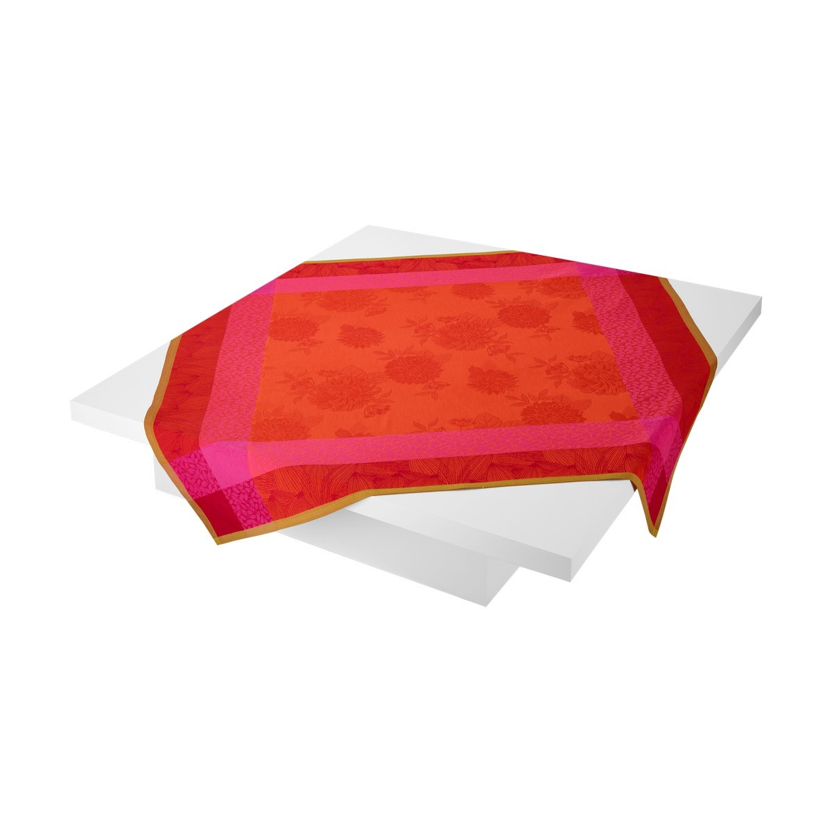 LJF Tablecloth Parfum Bagatelle Nasturtium 47x47