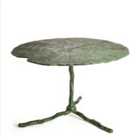 Two's Company Water Lily Occasional Table