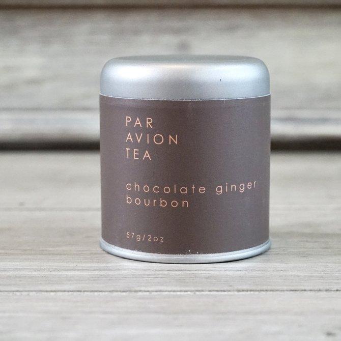 Par Avion Chocolate Ginger Bourbon Tea