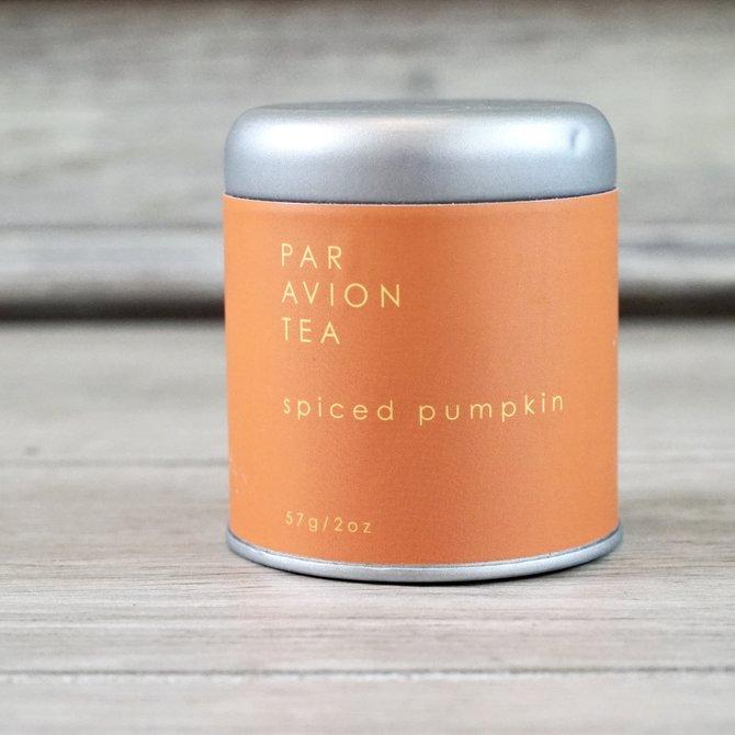 Par Avion Spiced Pumpkin Tea