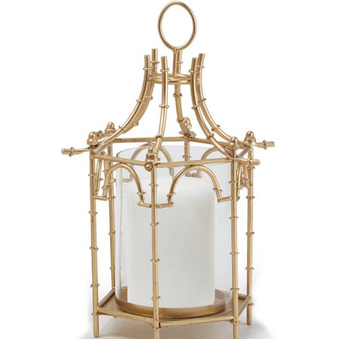 Two's Company Brighton Pagoda Lantern Small