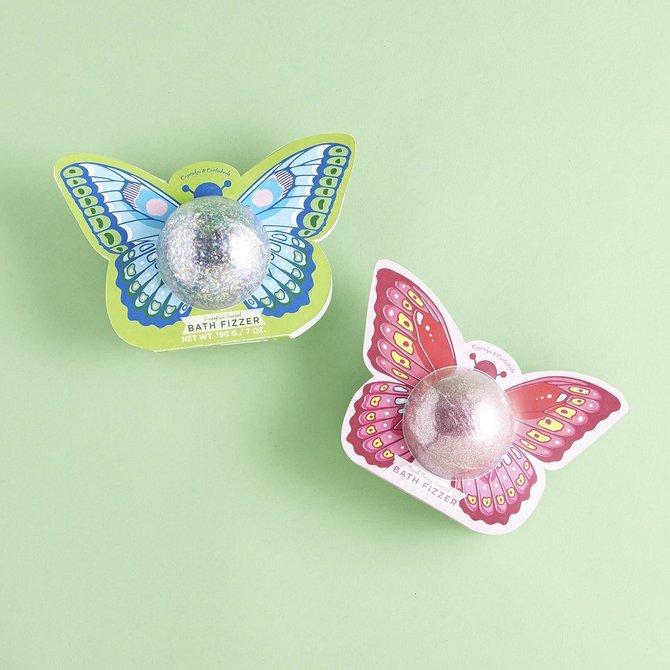 Two's Company Butterfly Bath Fizzer