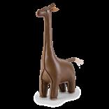 SINOTOP Small Giraffe Brown Paperweight