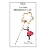 Tops Malibu Sparkler Card Happy Mother's Day