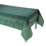 "LJF Tablecloth Bouquet Enchante Green Forest 69""x98"""