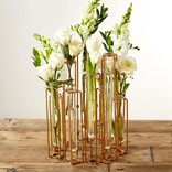 Two's Company Hinged Flower Vases - large - MIN100