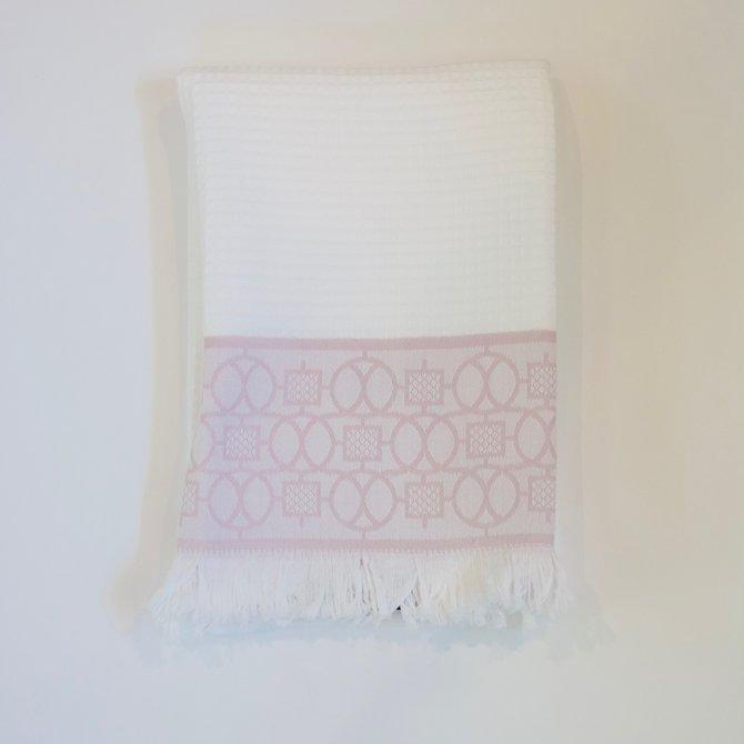 LJF Esthete Guest Towel Incense Pink