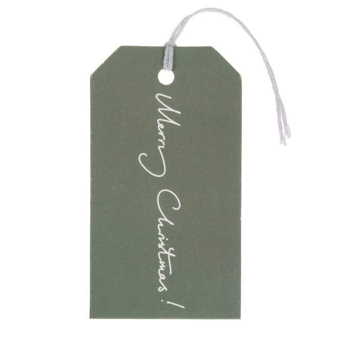 Sophie Allport Gift Tag (set of 8) Merry Christmas