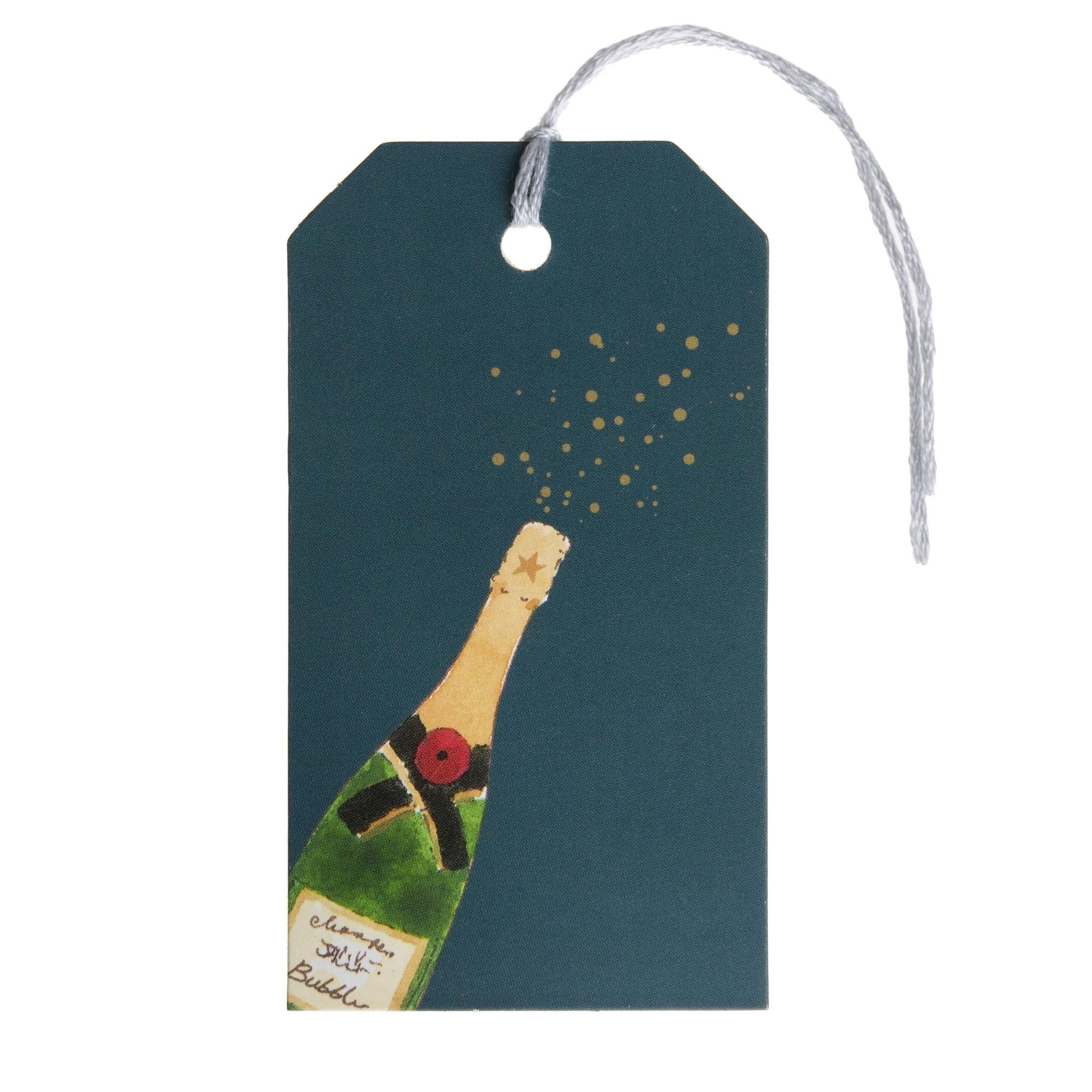 Sophie Allport Gift Tag (set of 8) Bubble & Fizz