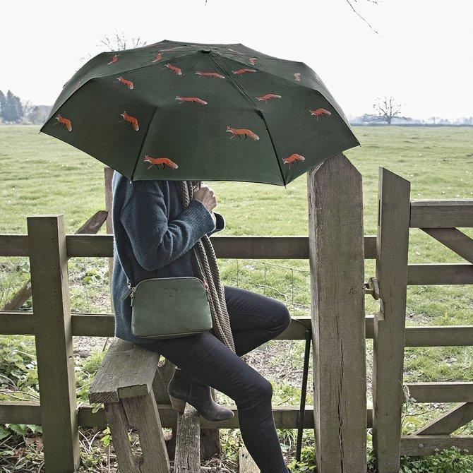 Sophie Allport Umbrella Foxes