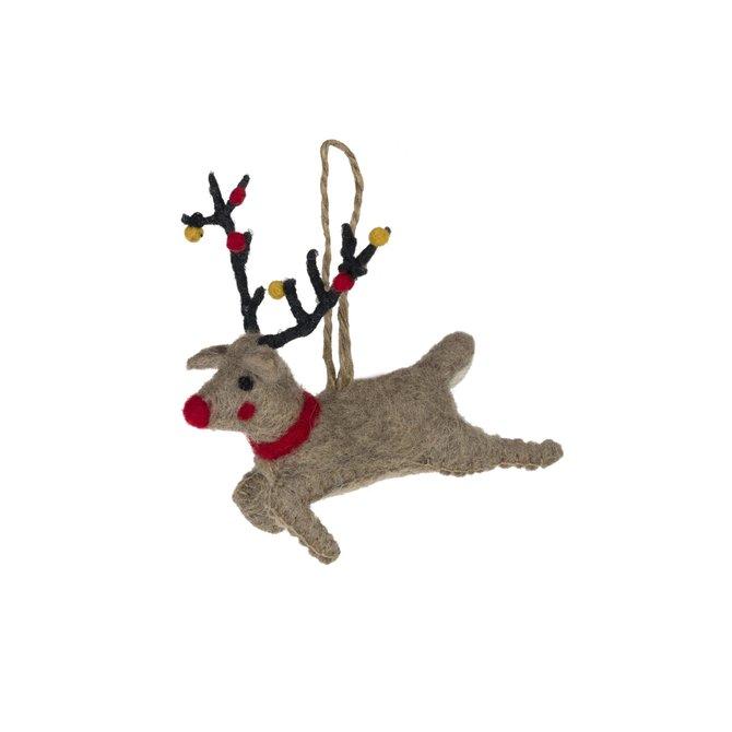 Sophie Allport Felt Reindeer